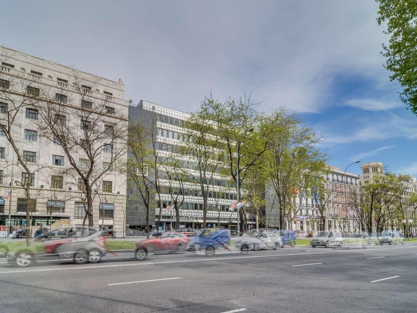 Oficina Madrid, 28046 - Coworking - LA CASTELLANA 18 - 20181