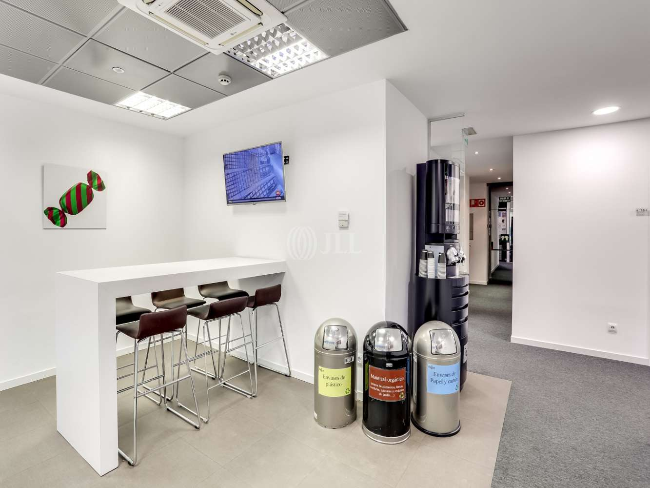 Oficina Madrid, 28046 - Coworking - LA CASTELLANA 18 - 20186
