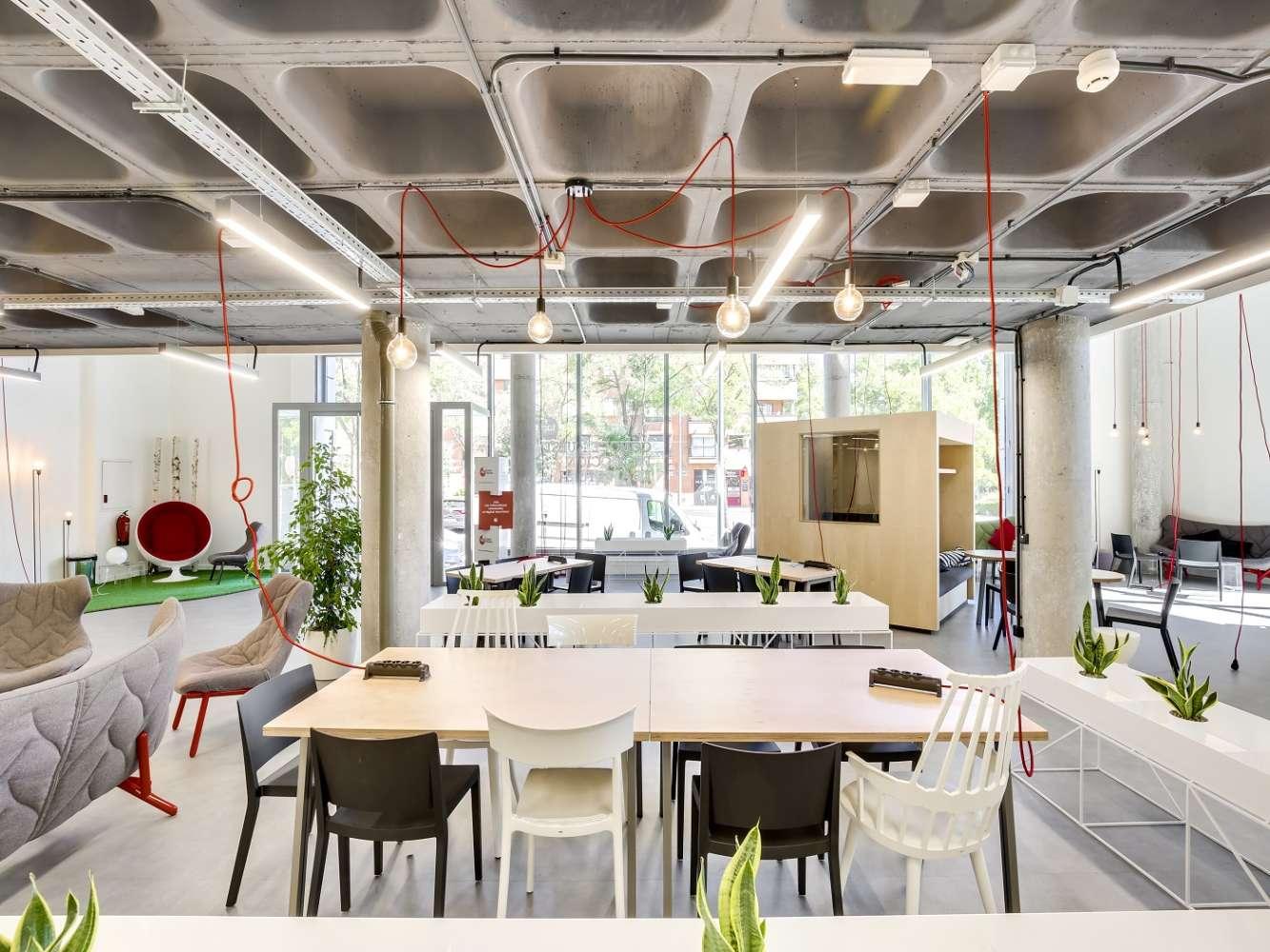 Oficina Madrid, 28045 - Coworking - JUAN DE MARIANA 15 - 20214