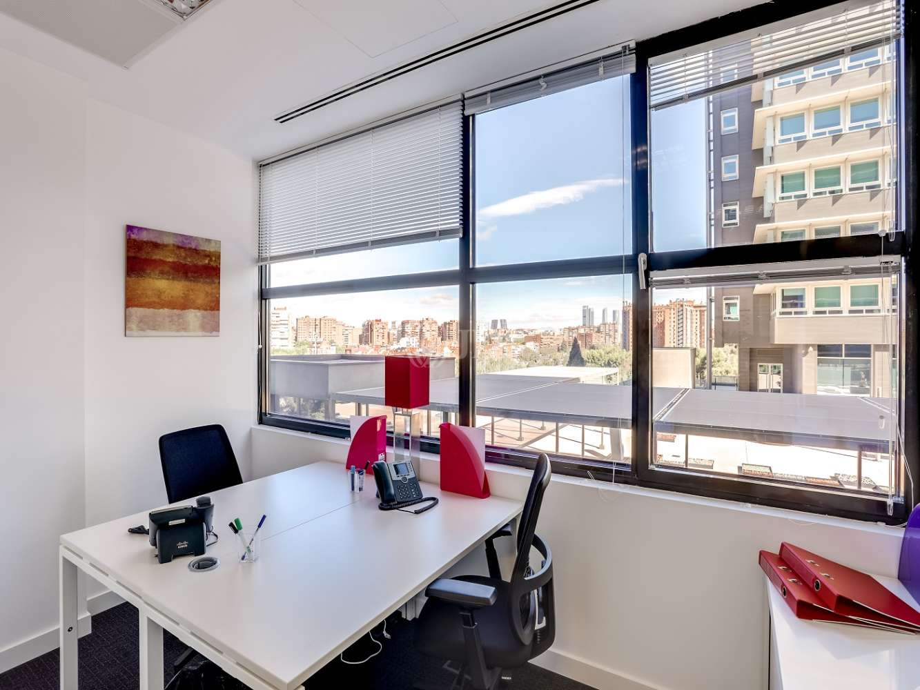 Oficina Madrid, 28027 - Coworking - Edificio V - 20227