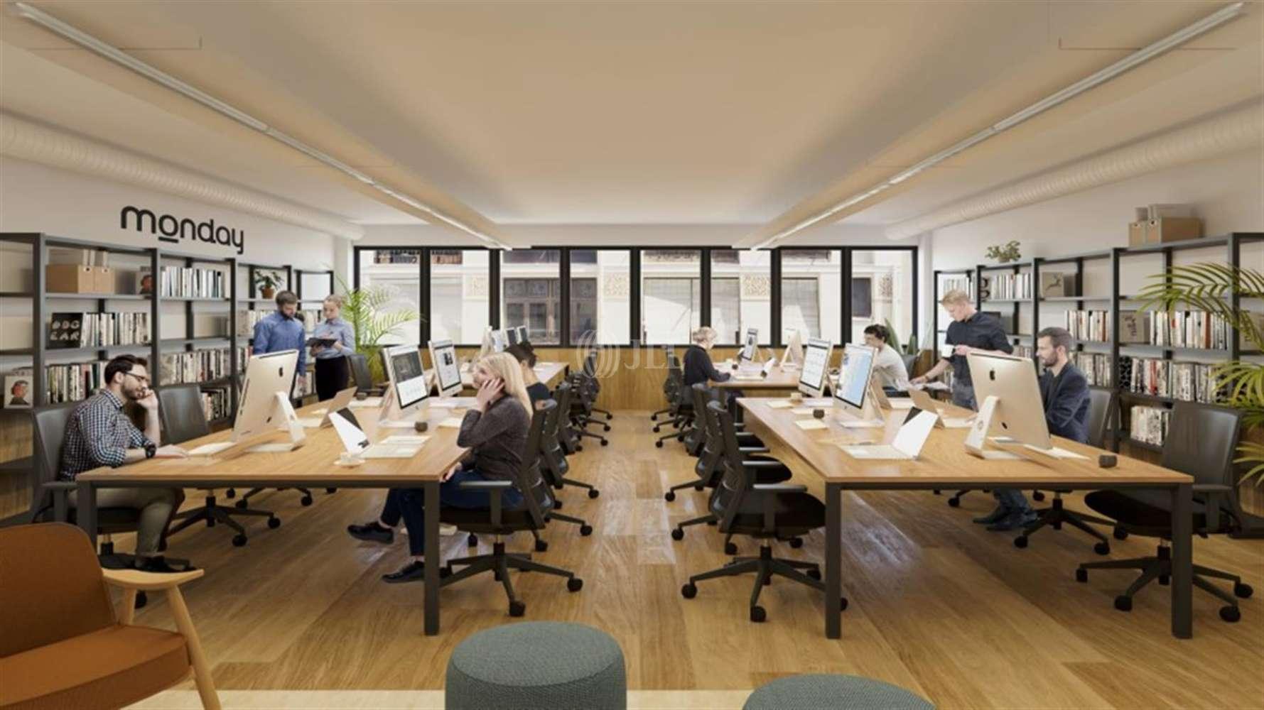 Oficina Barcelona, 08006 - Coworking - MONDAY DIAGONAL - 20430