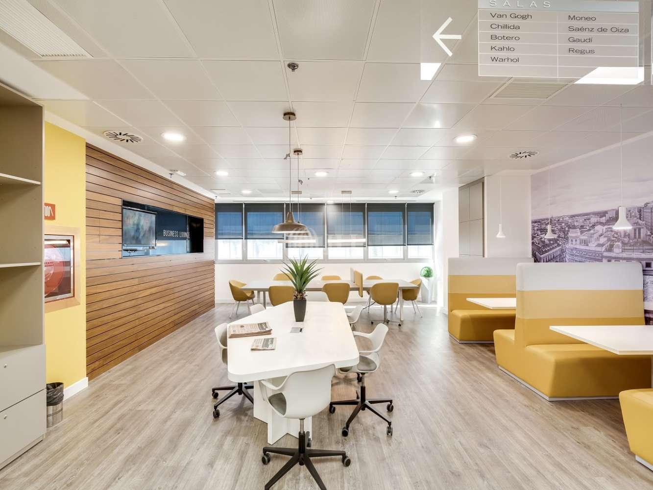 Oficina Madrid, 28042 - Coworking - RIBERA DEL LOIRA 46 - 20609
