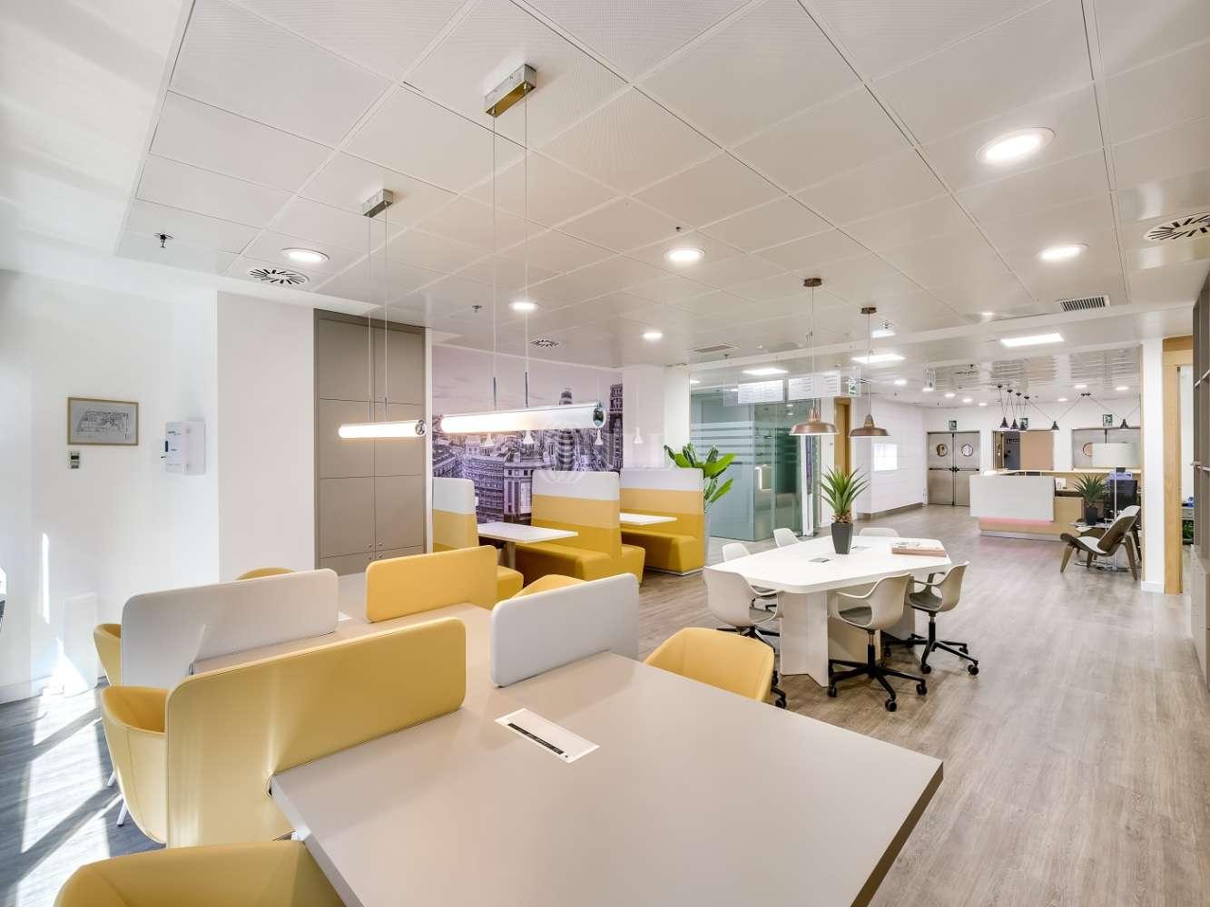 Oficina Madrid, 28042 - Coworking - RIBERA DEL LOIRA 46 - 20610