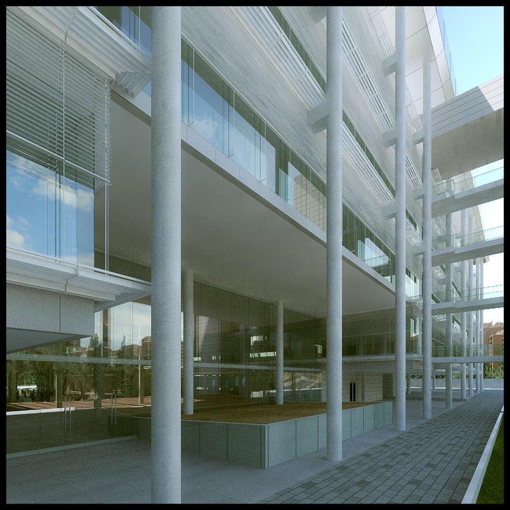 Oficina Madrid, 28037 - JC31- Edificio O - 10826