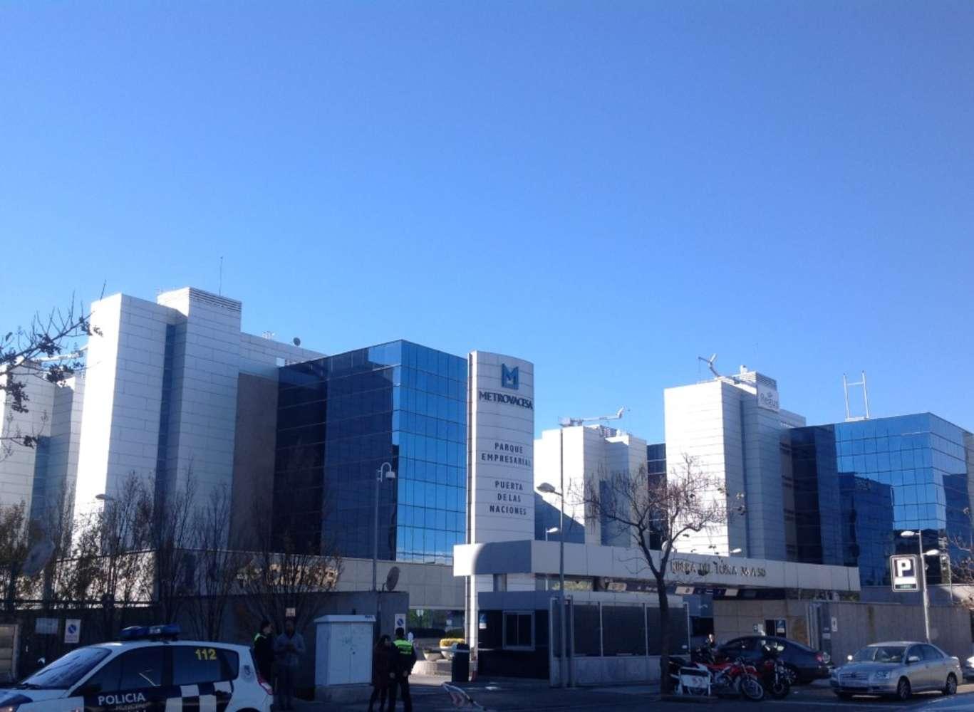 Oficina Madrid, 28042 - Edificio 2 - 11059