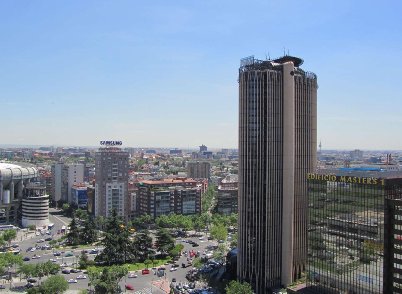 """Oficina Madrid, 28020 - Edificio """"MASTER I"""" - 2188"""