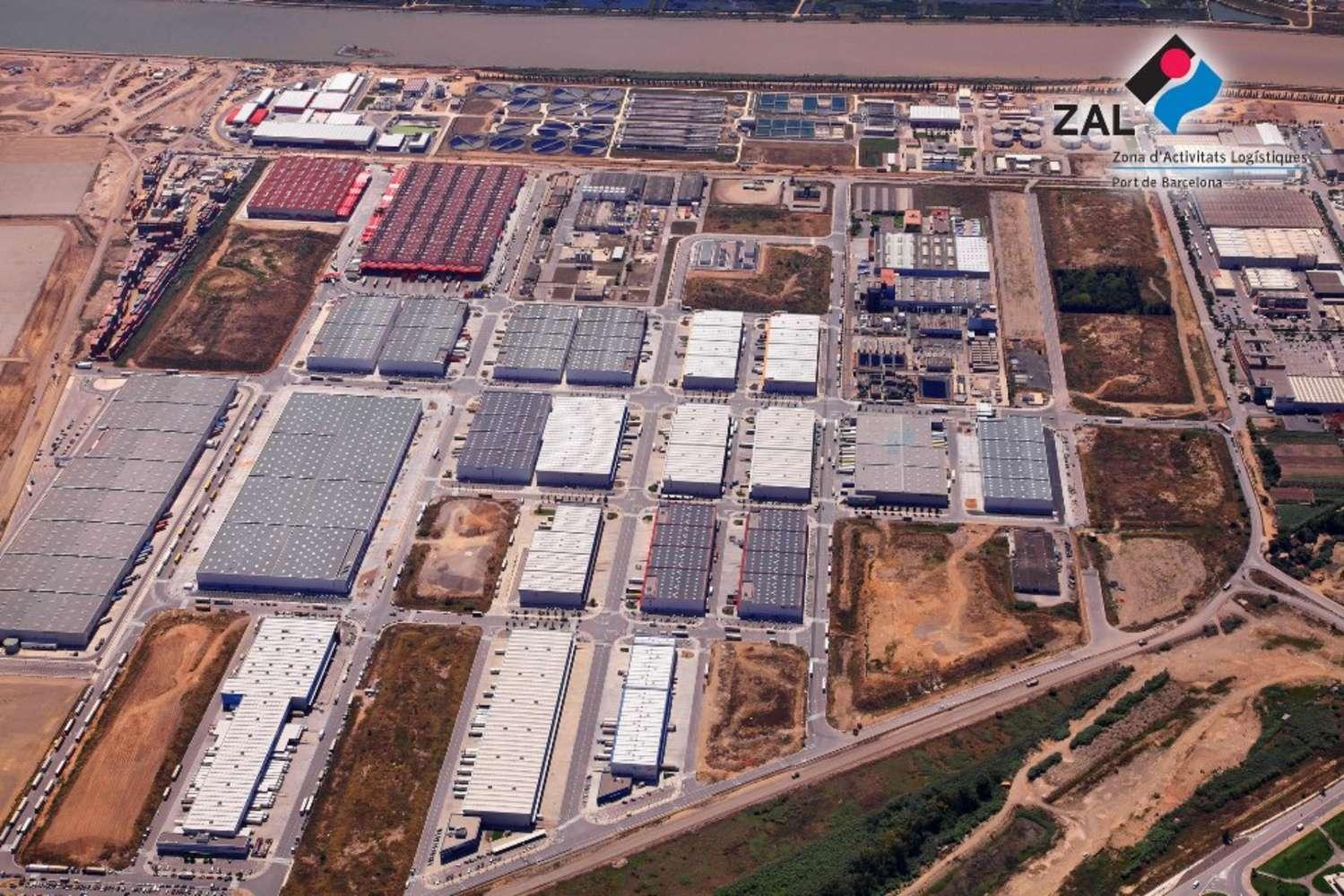 Naves industriales y logísticas El prat de llobregat, 08820 - Nave Logística - B0143 - PI ZAL II - 3335