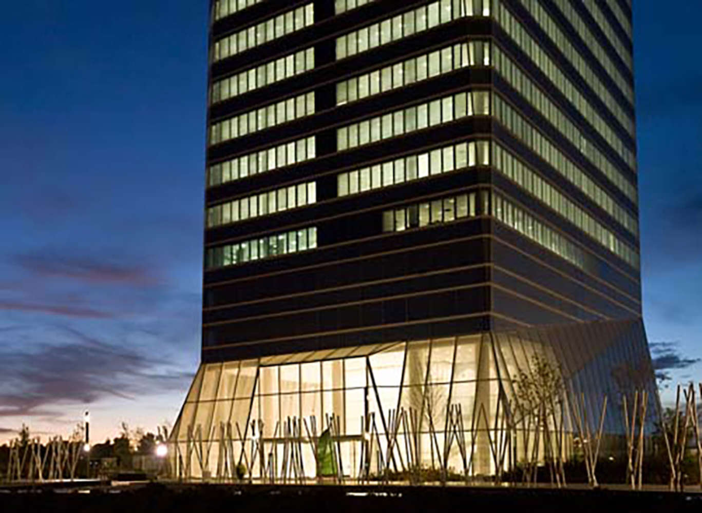 Oficina Madrid, 28046 - TORRE CRISTAL (C) - 5886