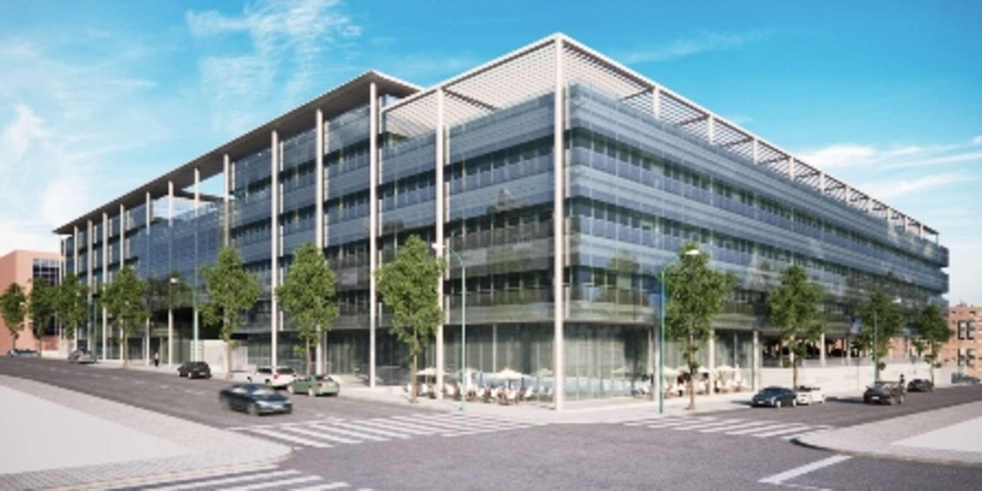 Oficina Madrid, 28037 - JC31- Edificio O - 7709