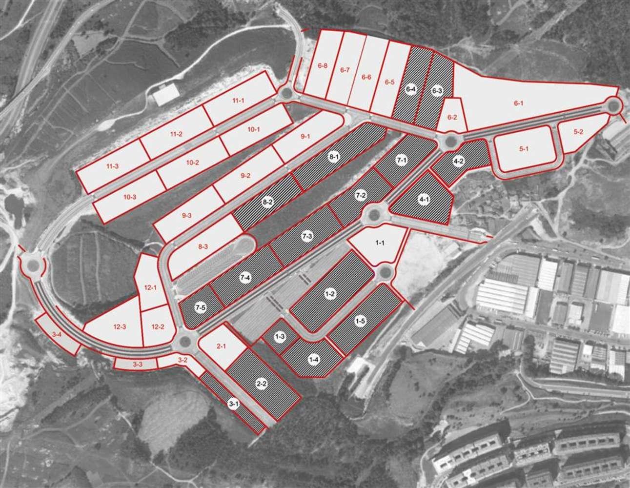 Solar A coruña, 15190 - Solar Industrial/Logistico - B0439 PARQUE INDUSTRIAL VIO - 9140
