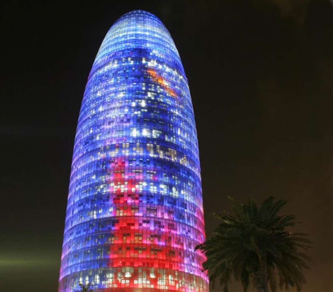 Oficina Barcelona, 08018 - TORRE GLORIES - 9407