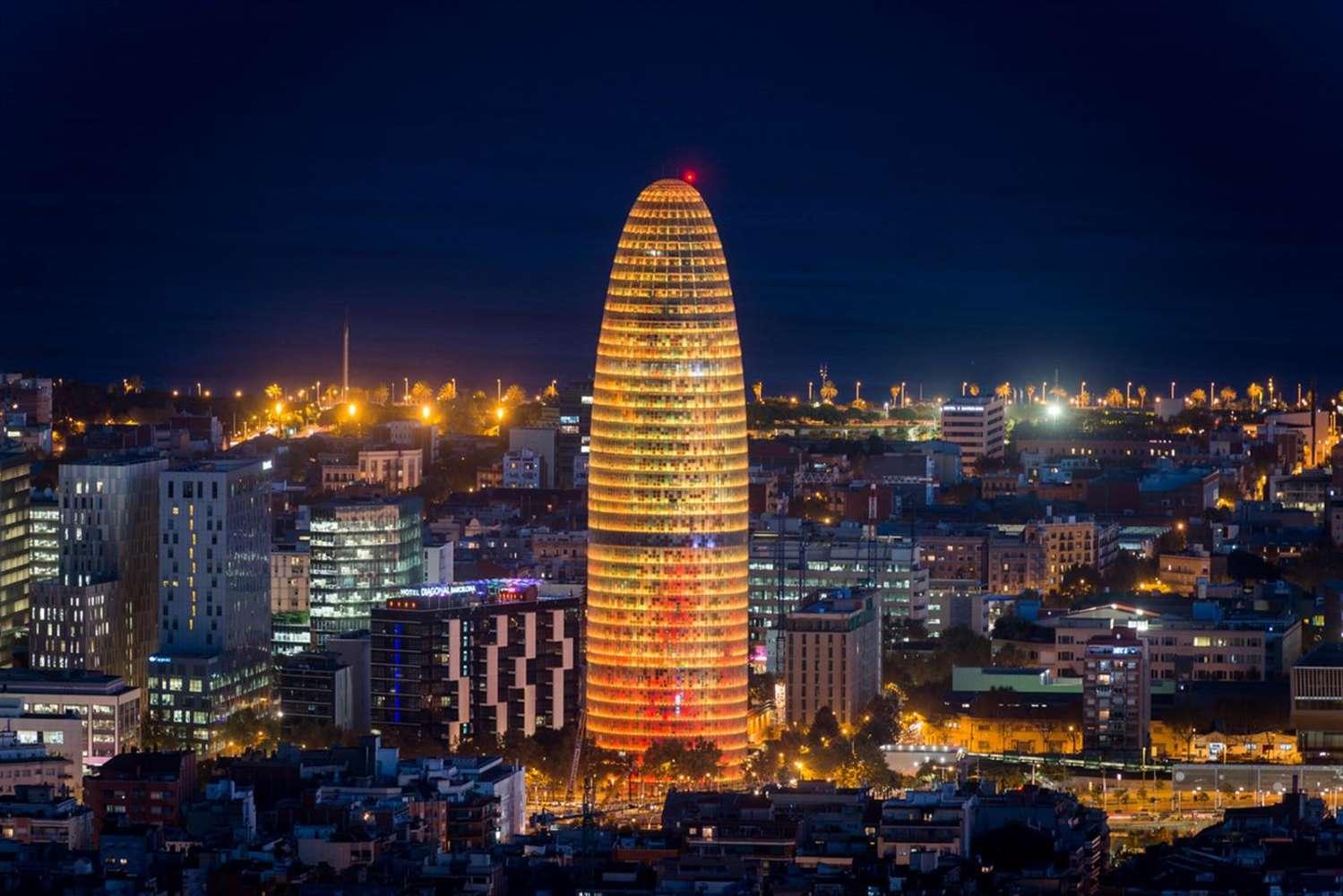 Oficina Barcelona, 08018 - TORRE GLORIES - 9420