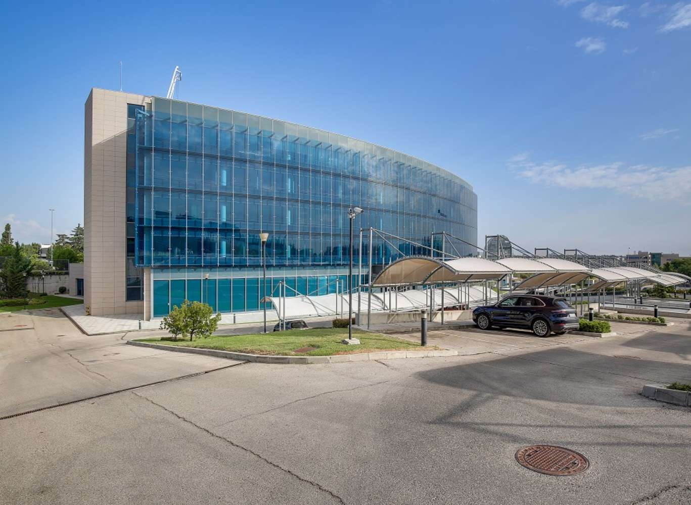 Oficina Madrid, 28050 - Edificio Aquamarina - 13160