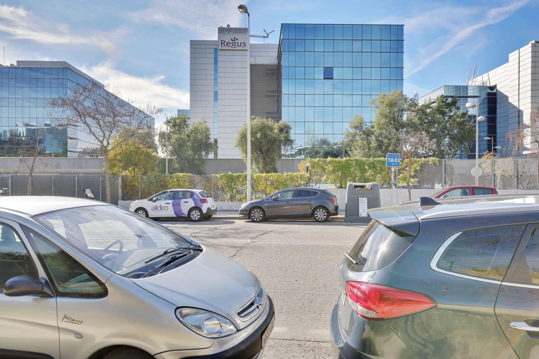 Oficina Madrid, 28042 - Edificio 2 - 13251