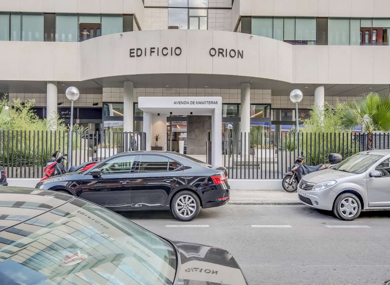 Oficina Madrid, 28050 - ORION - 13318