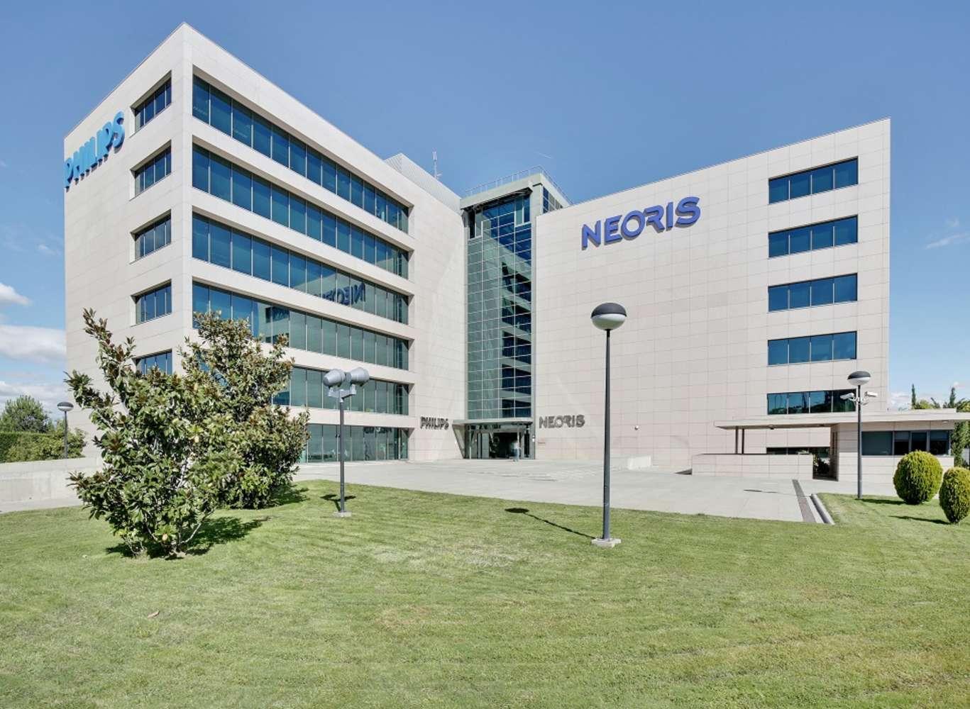Oficina Madrid, 28050 - Edificio 2 - 13726