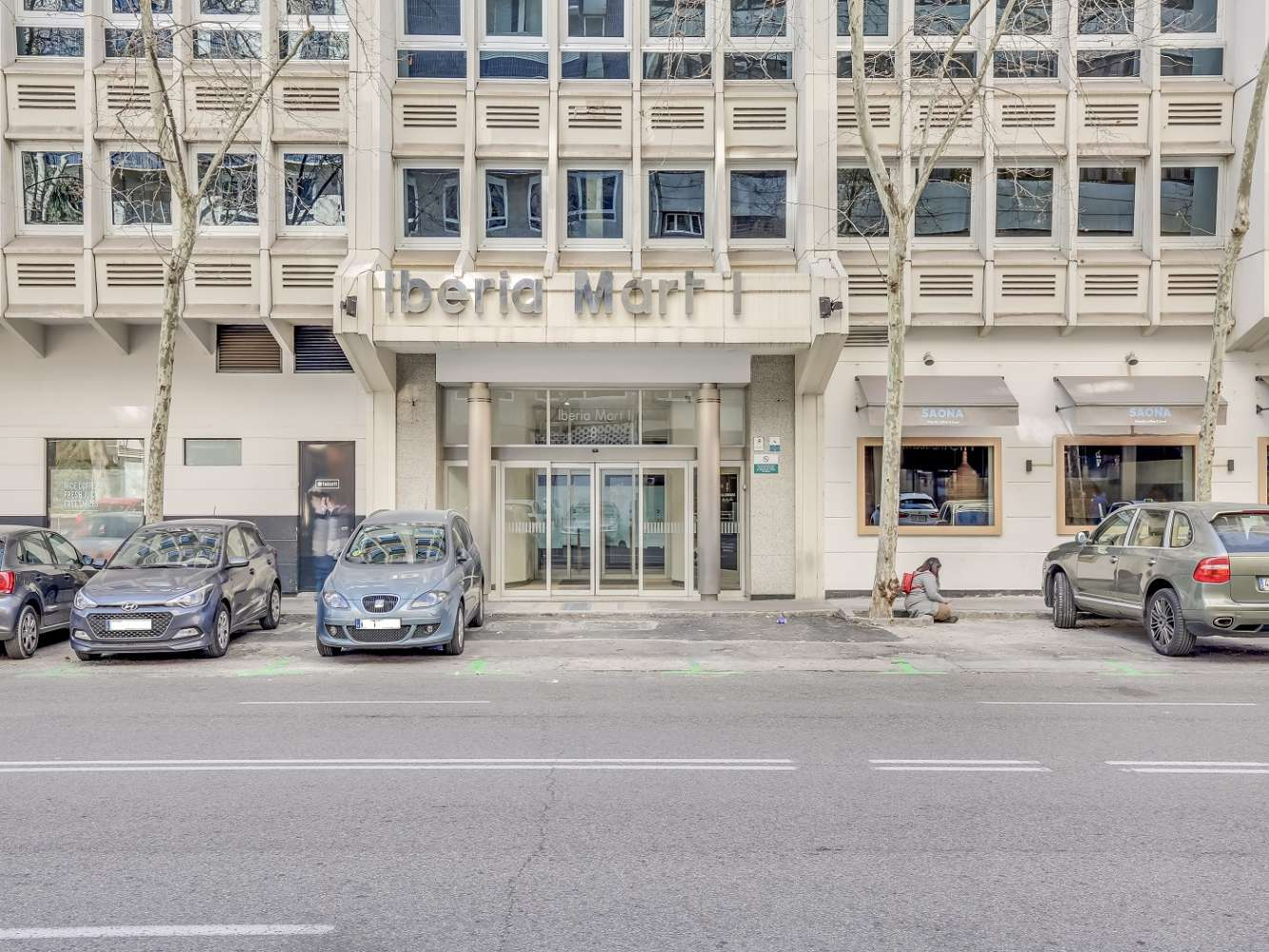 Oficina Madrid, 28020 - Iberia Mart I - 14481