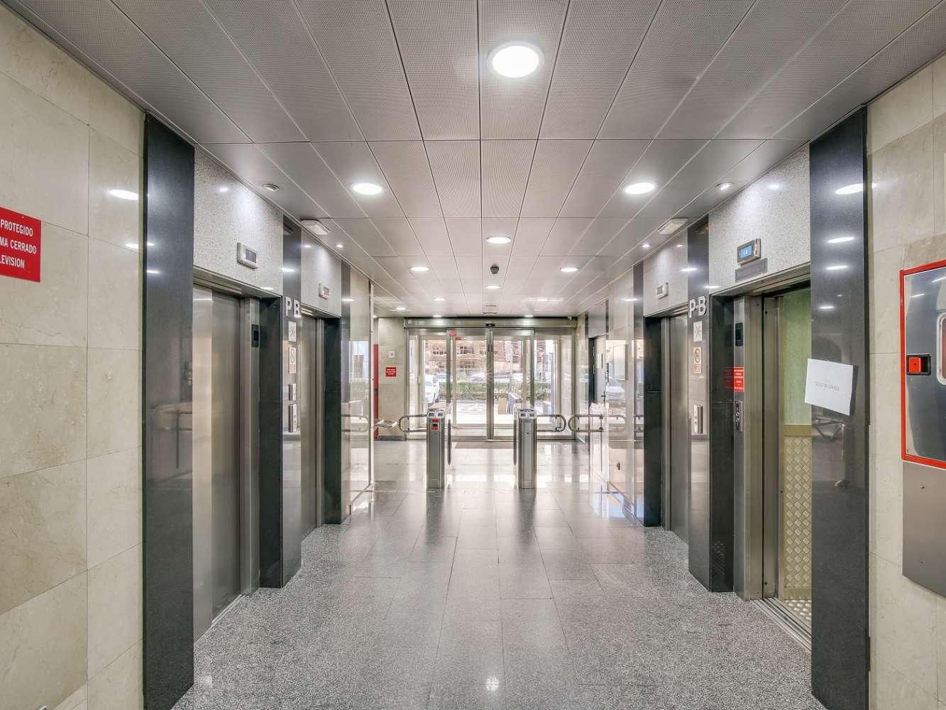 "Oficina Madrid, 28036 - Edificio ""EUROMOR"" - 14539"