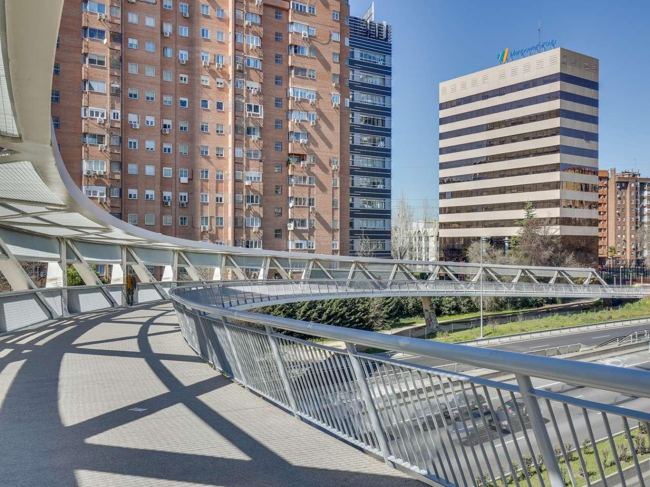 "Oficina Madrid, 28036 - Edificio ""EUROMOR"" - 14541"