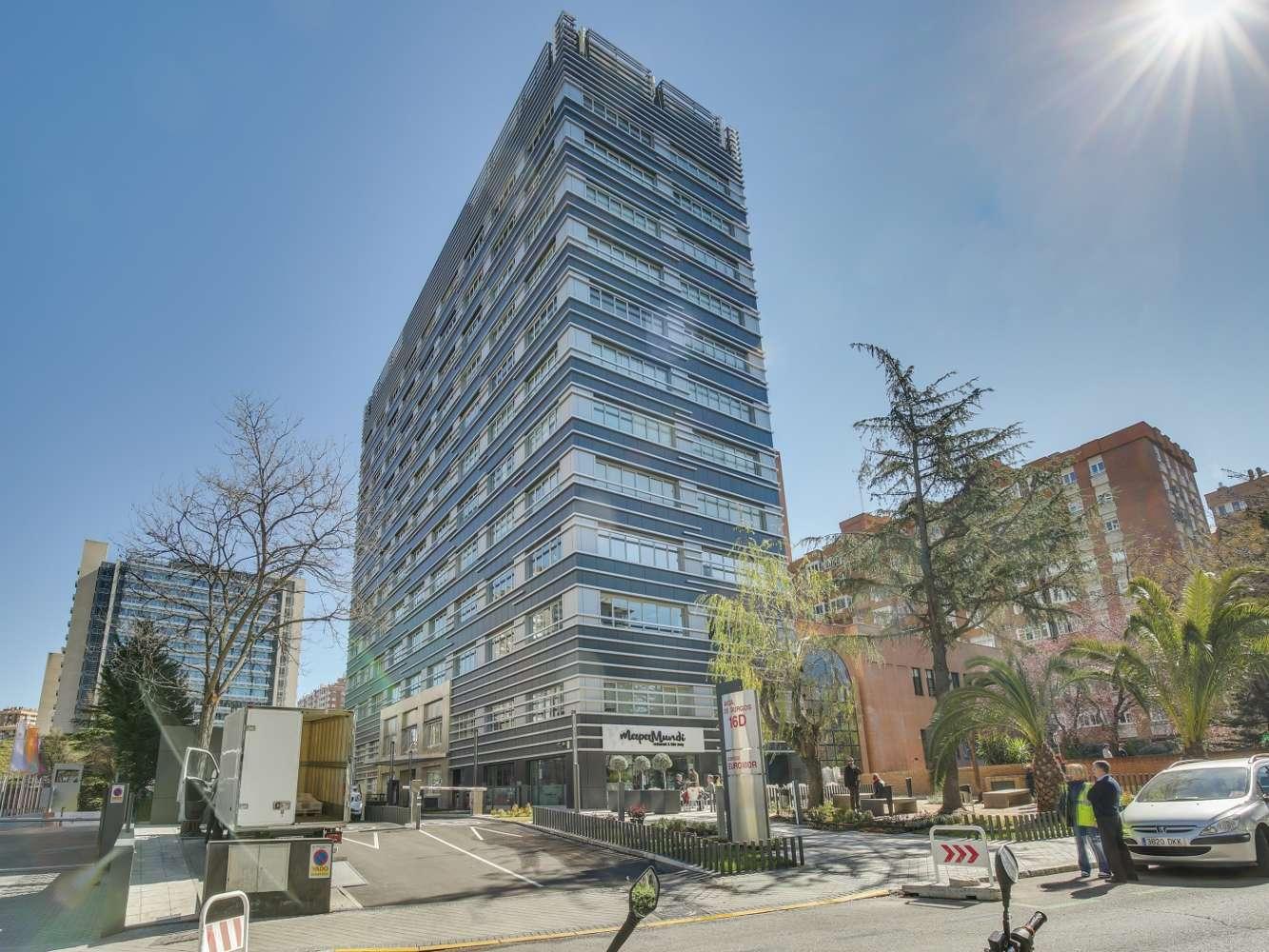 "Oficina Madrid, 28036 - Edificio ""EUROMOR"" - 14543"