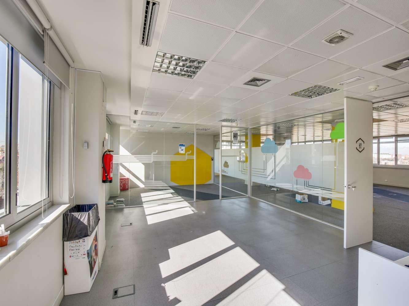"Oficina Madrid, 28036 - Edificio ""EUROMOR"" - 14548"