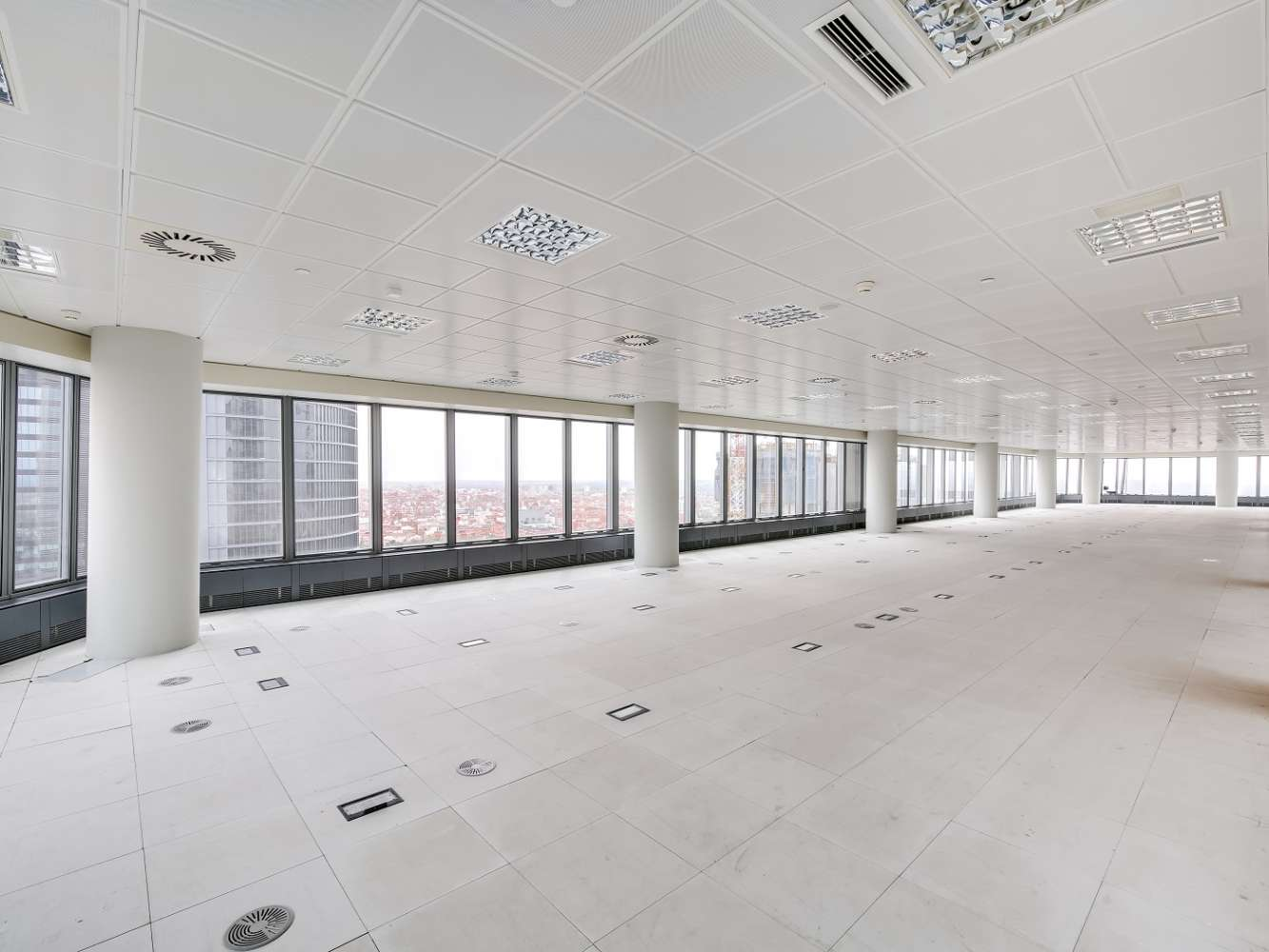 Oficina Madrid, 28046 - TORRE CRISTAL (C) - 15613