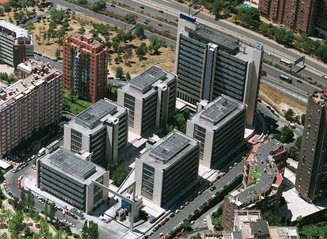 Oficina Madrid, 28033 - Edificio Madroño - 15911