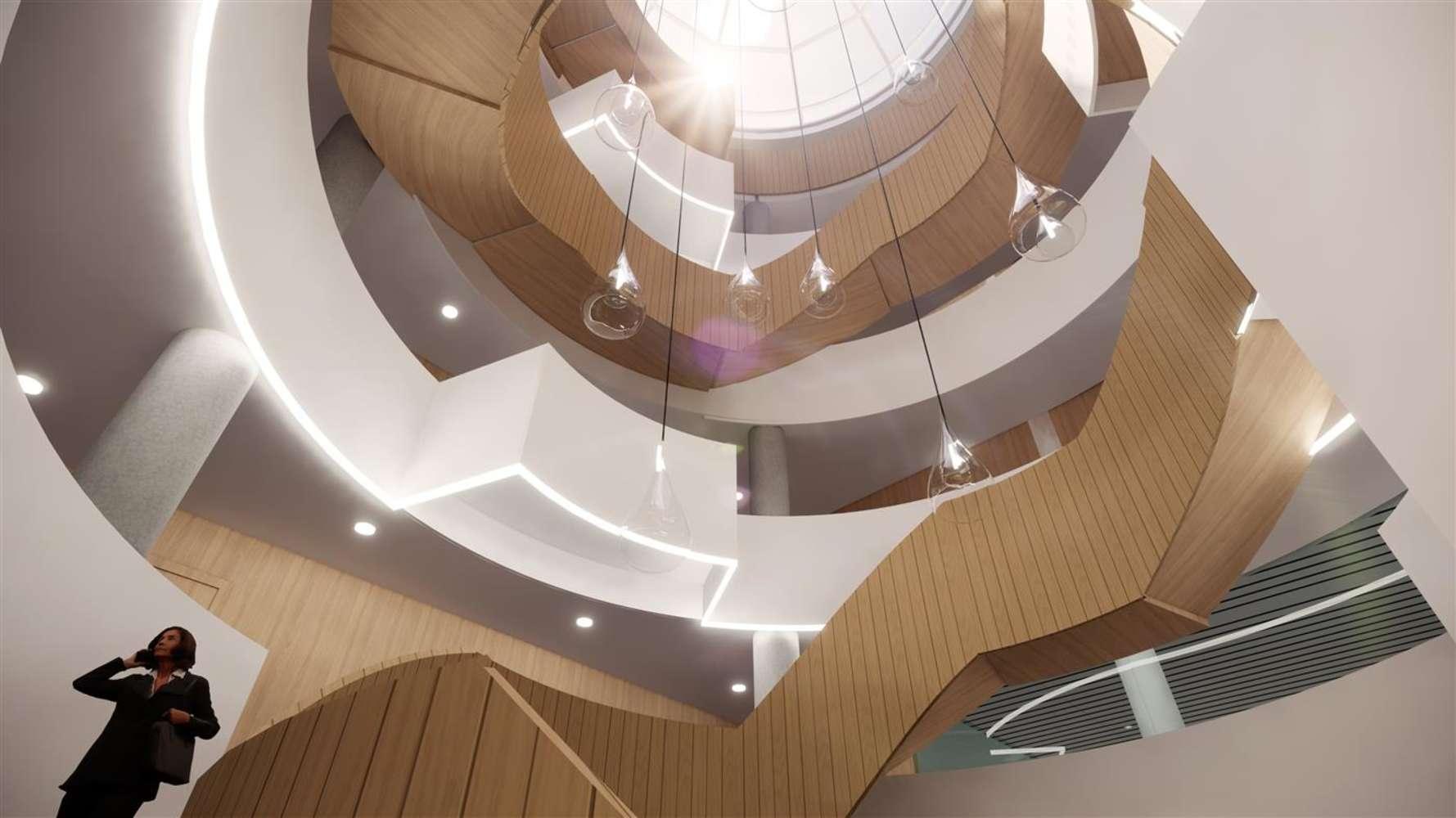 Oficina Madrid, 28034 - Edificio B - 16249