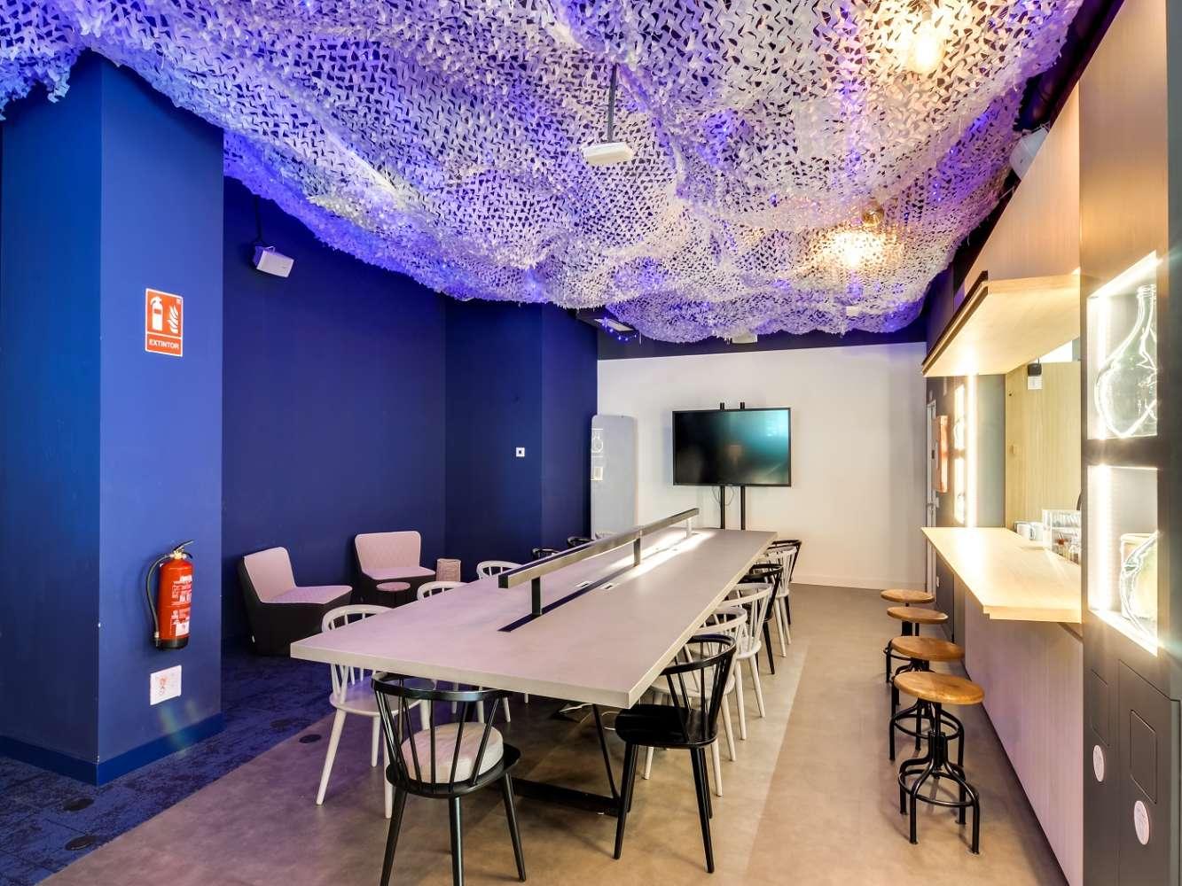Oficina Madrid, 28020 - Coworking - ORENSE 62 - 16058