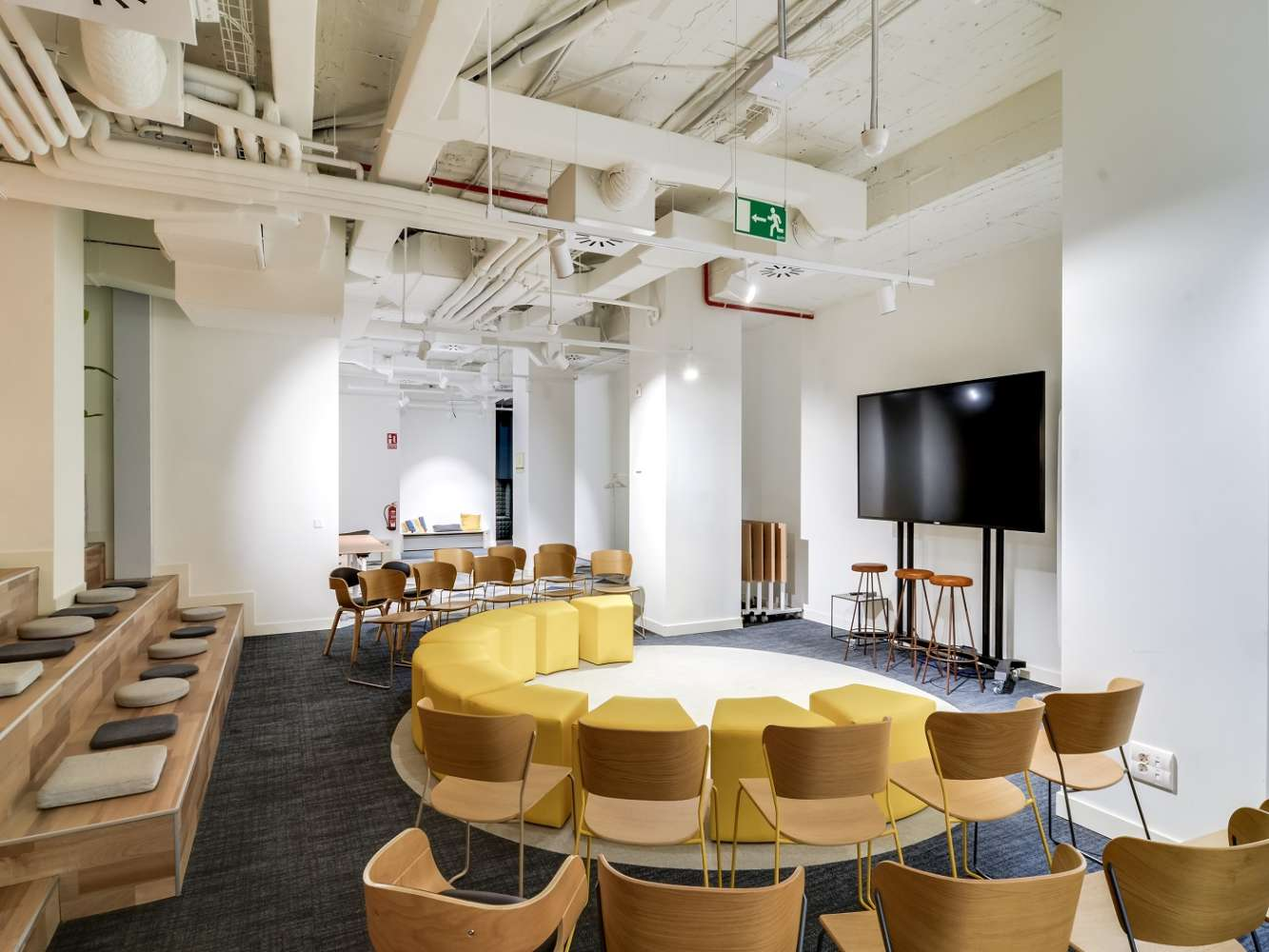 Oficina Madrid, 28020 - Coworking - ORENSE 62 - 16069