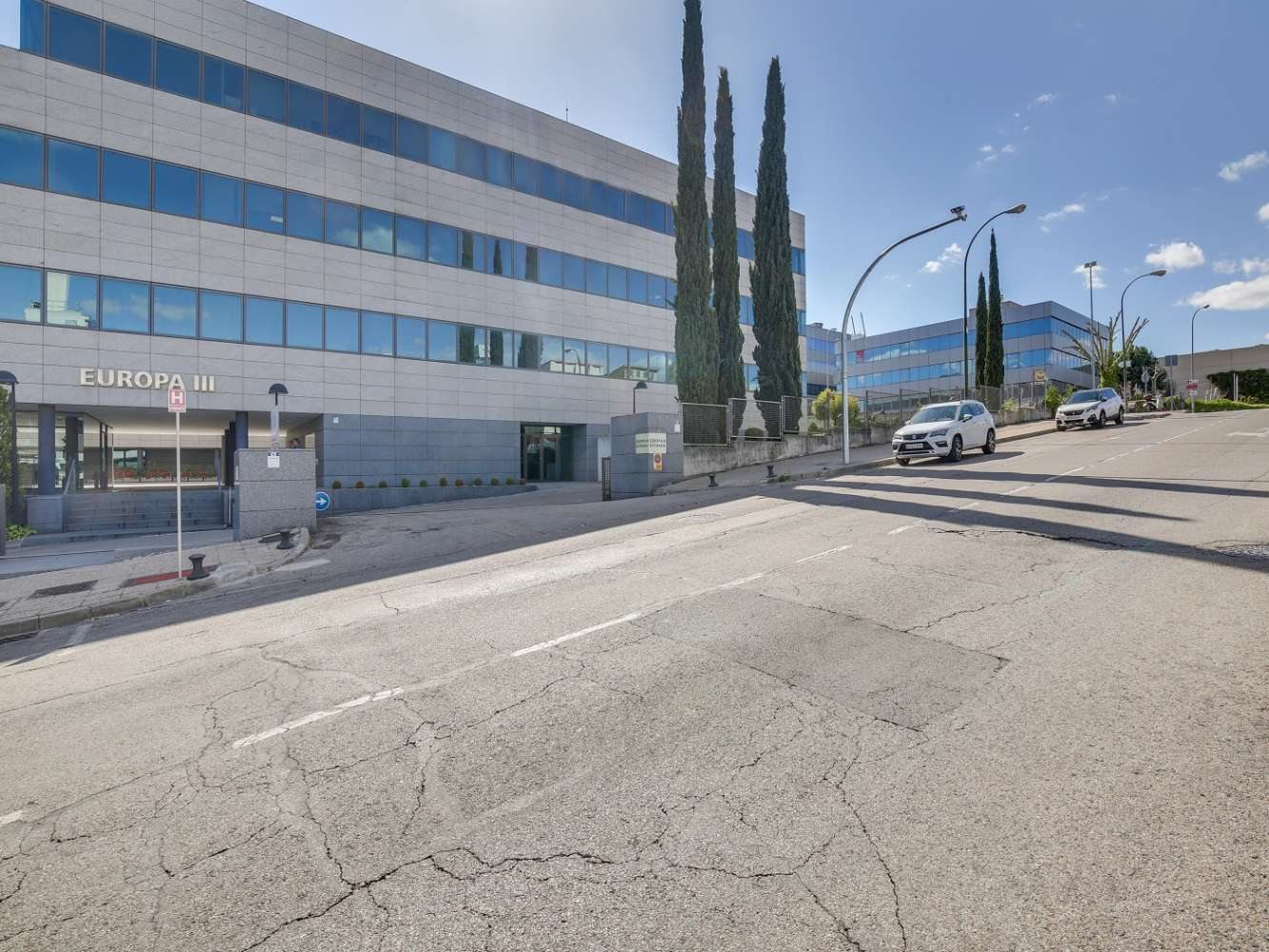 Oficina Alcobendas, 28108 - EUROPA III - 15734