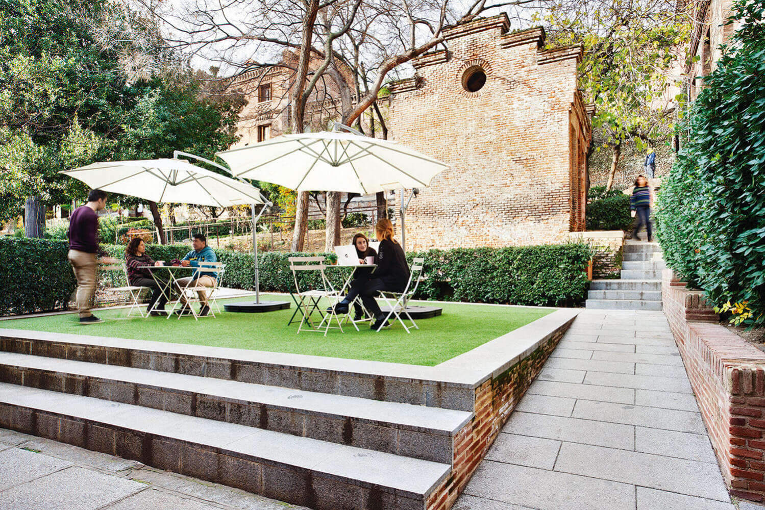 Oficina Madrid, 28014 - Coworking - LOOM TAPICES - 16667