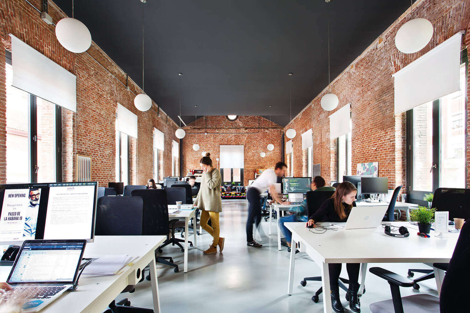 Oficina Madrid, 28014 - Coworking - LOOM TAPICES - 16668