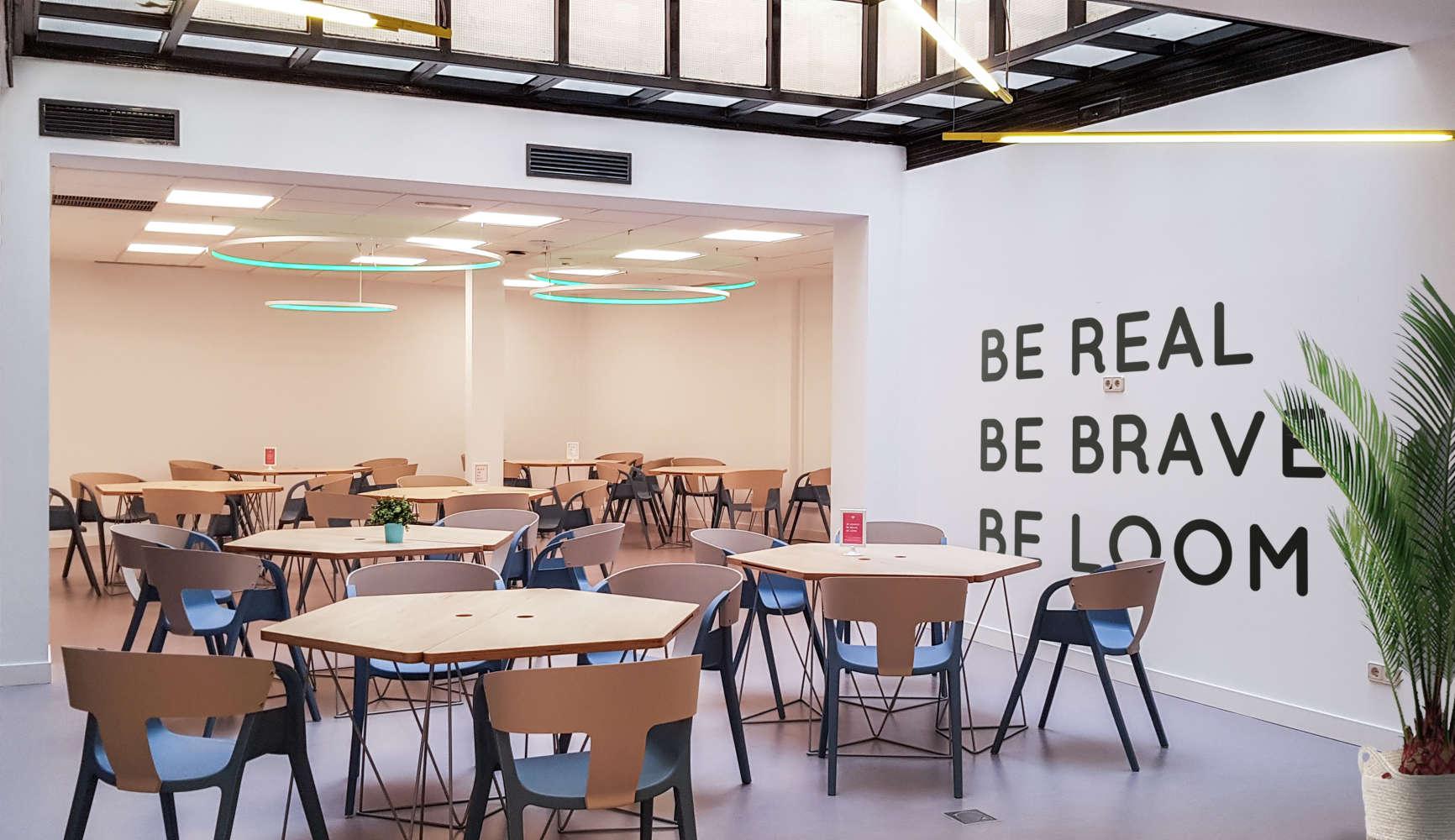 Oficina Madrid, 28012 - Coworking - LOOM HUERTAS - 16777