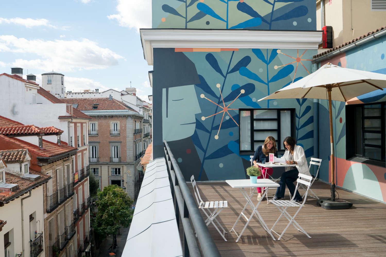 Oficina Madrid, 28012 - Coworking - LOOM HUERTAS - 16778