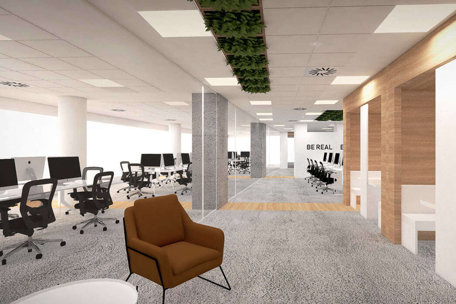 Oficina Madrid, 28016 - Coworking - LOOM EUCALIPTO - 16789