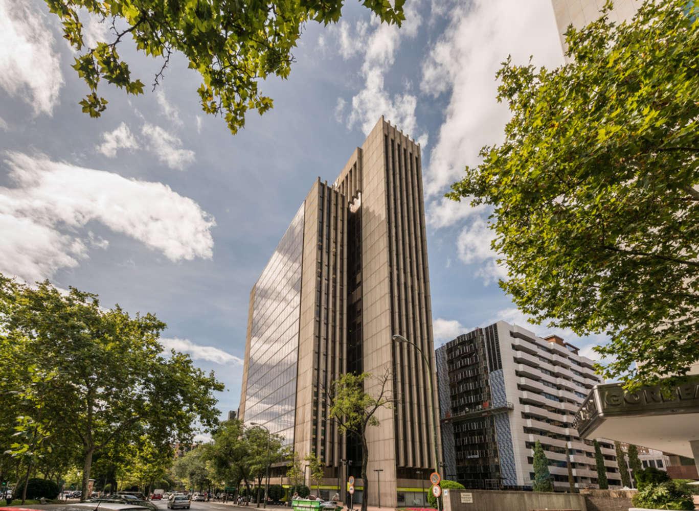 Oficina Madrid, 28046 - Coworking - LA CASTELLANA 141 - 16835