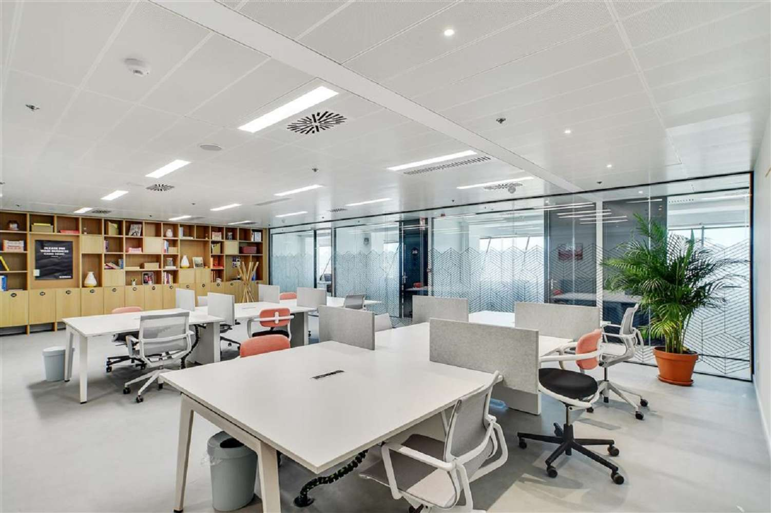 Oficina Barcelona, 08005 - Coworking - SPACES PORT OLIMPIC - 17317