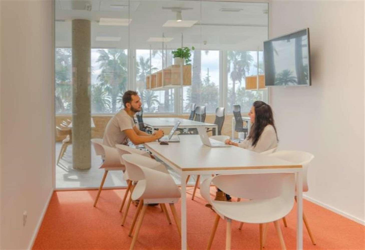 Oficina Barcelona, 08019 - Coworking - ATICCO MED - 17668