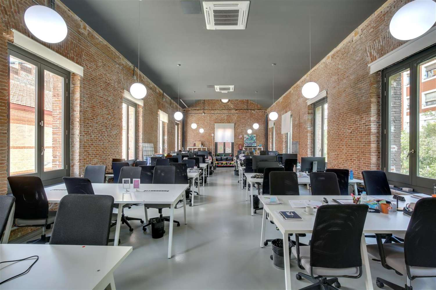 Oficina Madrid, 28014 - Coworking - LOOM TAPICES - 17816