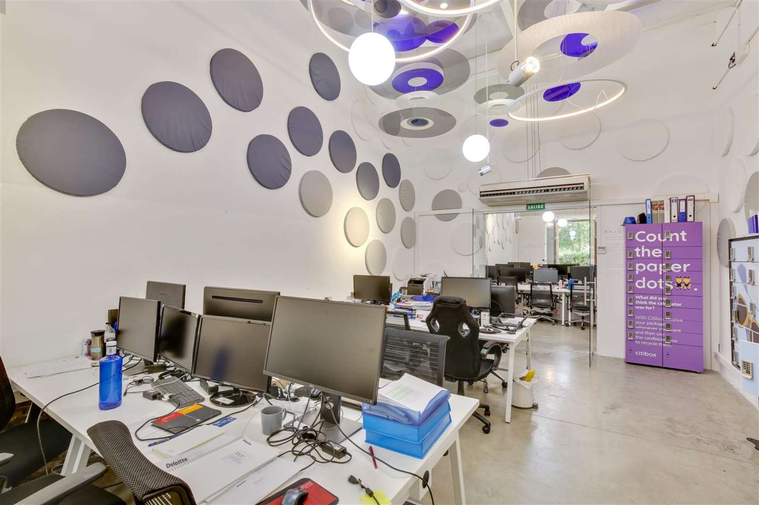 Oficina Madrid, 28014 - Coworking - LOOM TAPICES - 17820