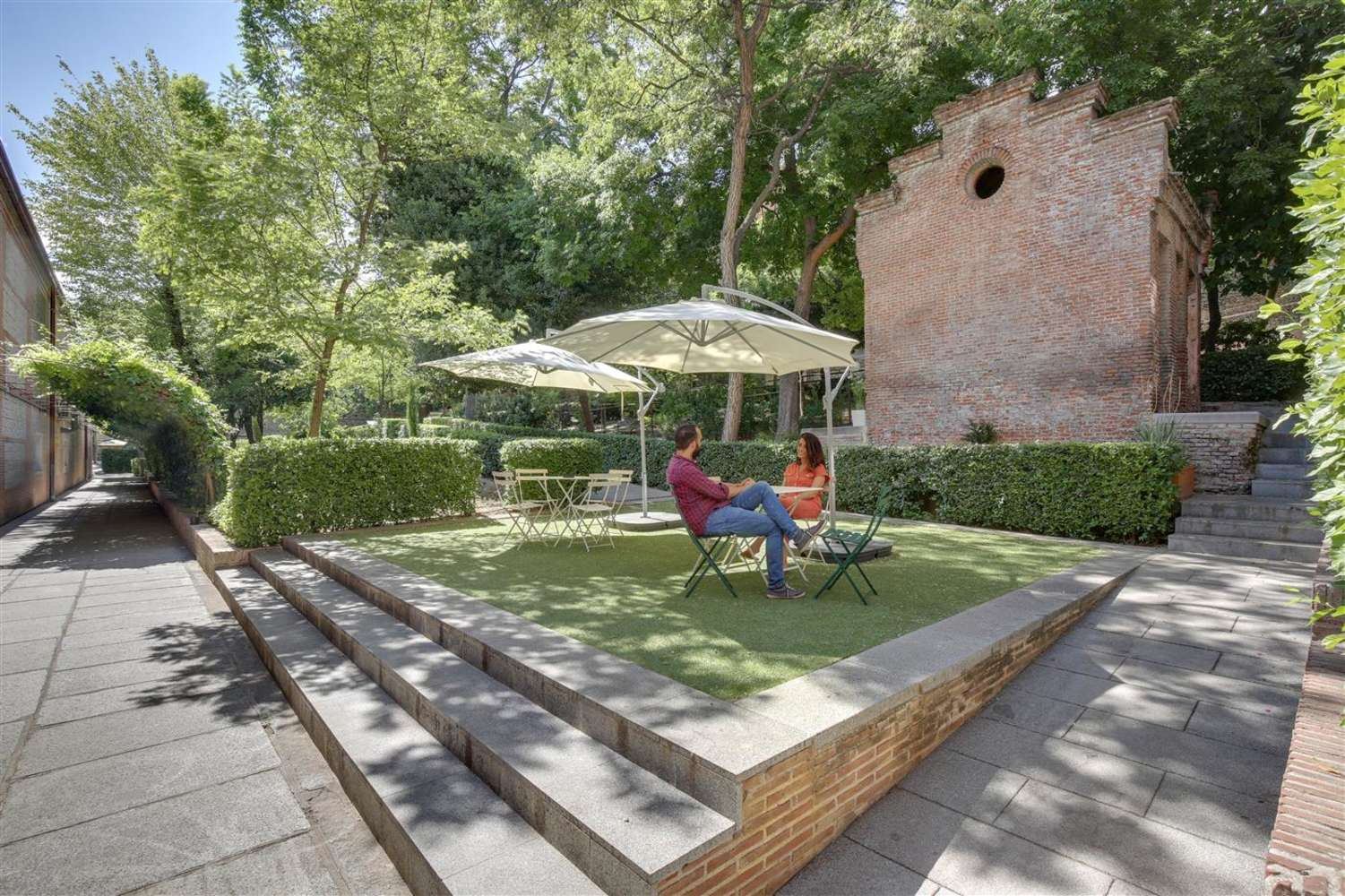 Oficina Madrid, 28014 - Coworking - LOOM TAPICES - 17822