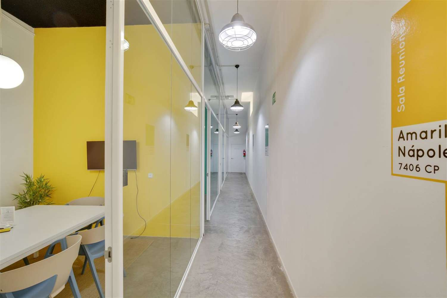 Oficina Madrid, 28014 - Coworking - LOOM TAPICES - 17823