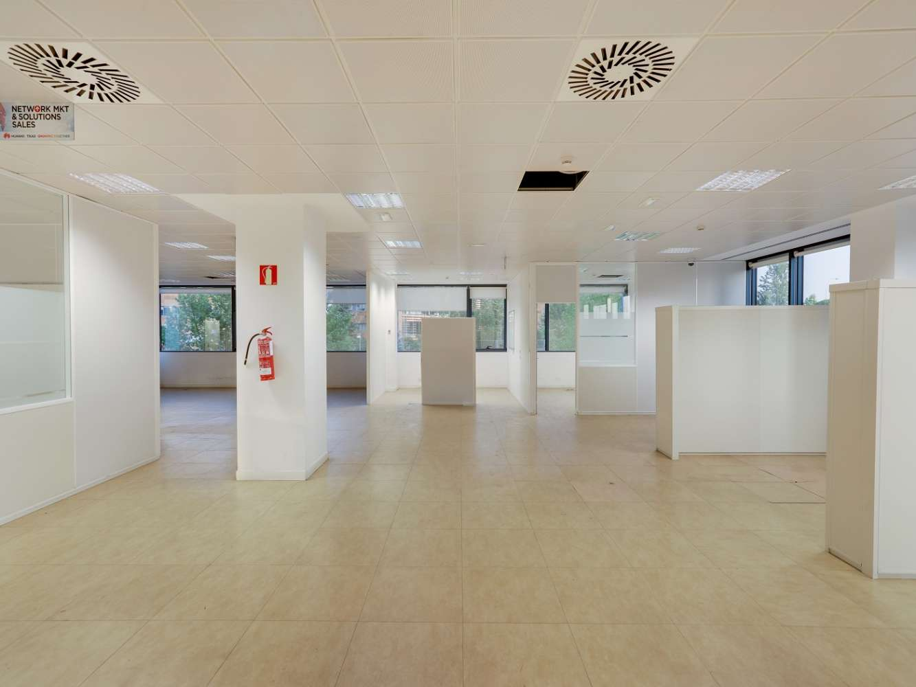 Oficina Madrid, 28050 - Edificio 2 - 18287