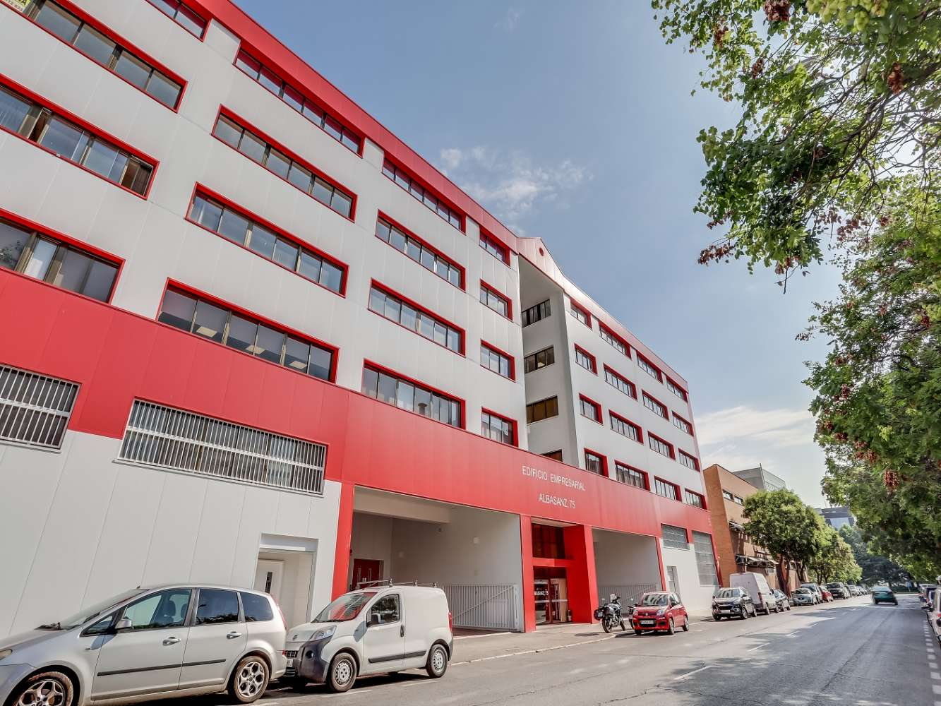 Oficina Madrid, 28037 - ALBASANZ 75 - 18456