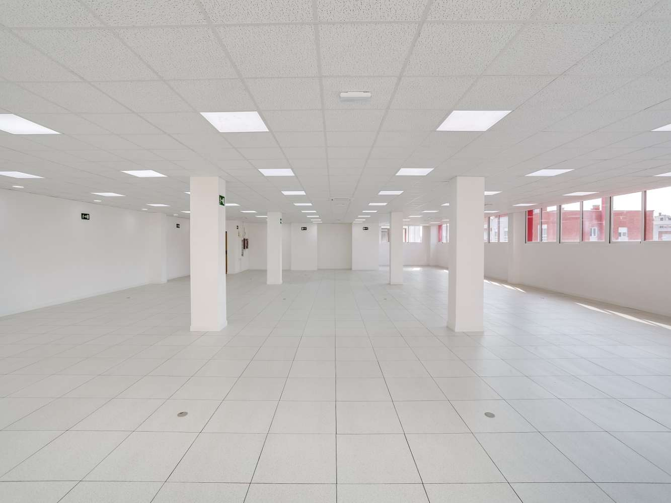 Oficina Madrid, 28037 - ALBASANZ 75 - 18457