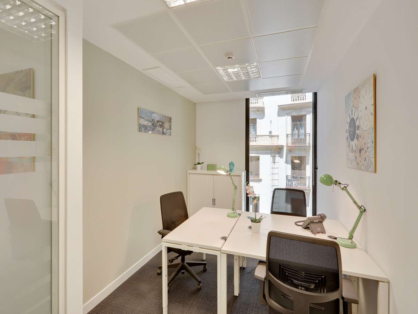 Oficina Madrid, 28013 - Coworking - LEGANITOS 47 - 18925