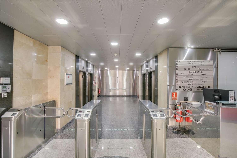 "Oficina Madrid, 28036 - Edificio ""EUROMOR"" - 19092"