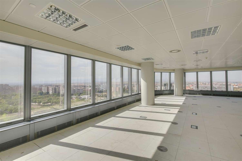 Oficina Madrid, 28046 - TORRE CRISTAL (C) - 19896