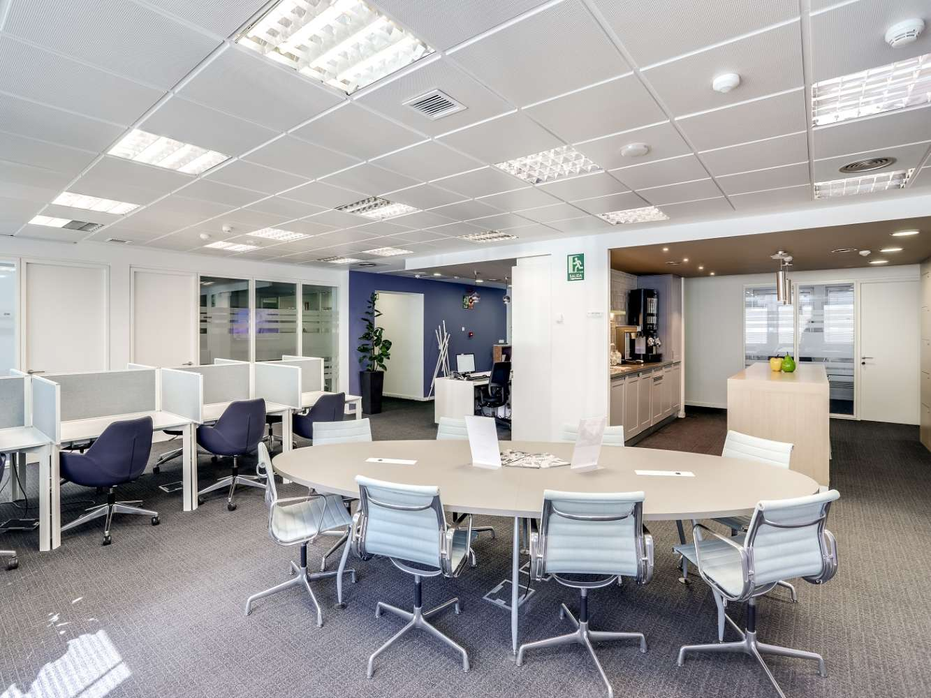 Oficina Madrid, 28020 - Coworking - ORENSE 4 - 20168